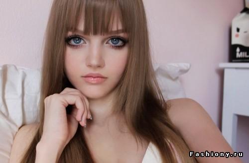 Красивые кукольные девушки картинки фото 515-230